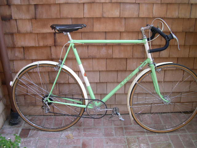 Collecting The Vintage Racing Bicycle