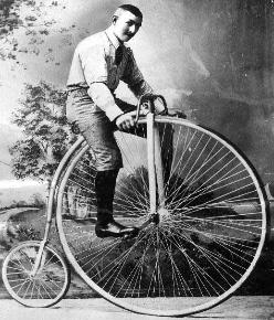 Early History of the Racing Bicycle